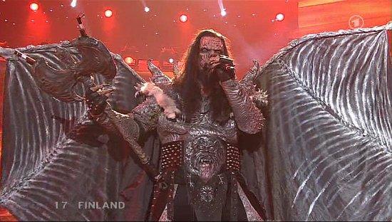 Der Sieger: Finnland