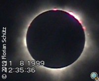 Sonnenfinsternis 11.8.1999, 12:35:36
