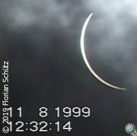 Sonnenfinsternis 11.8.1999, 12:32:14