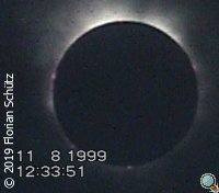 Sonnenfinsternis 11.8.1999, 12:33:51
